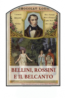 Bellini, Rossini e il belcanto