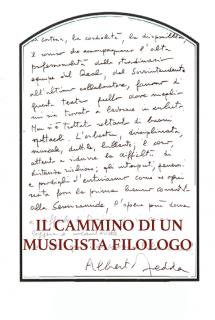 Il cammino di un musicista filologo