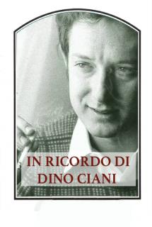 In ricordo di Dino Ciani